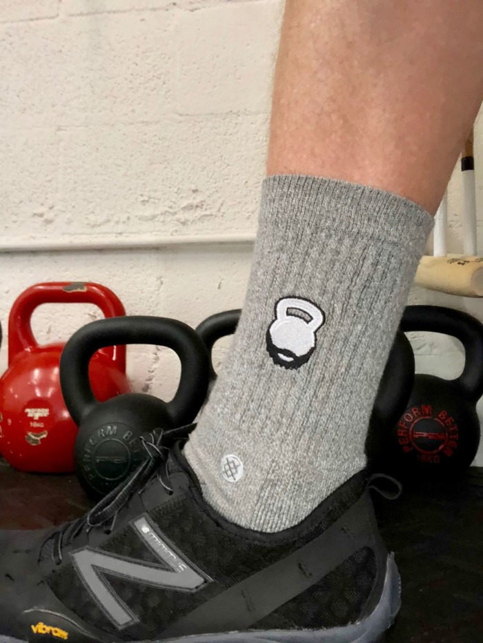 Kettlebell Socks